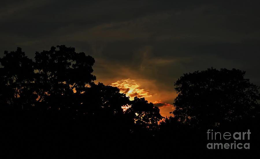 Just Before Dark Photograph