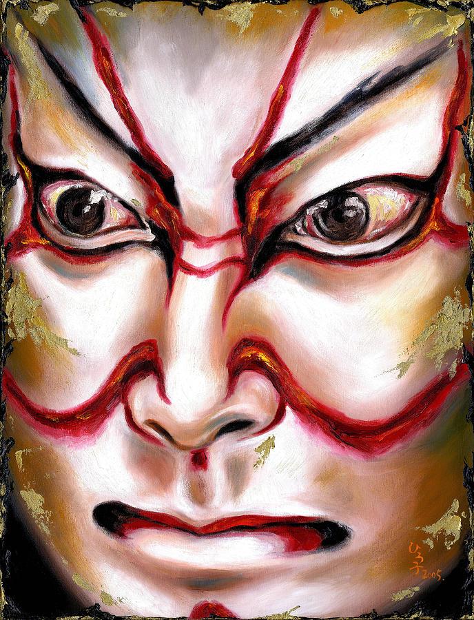 Kabuki One Painting