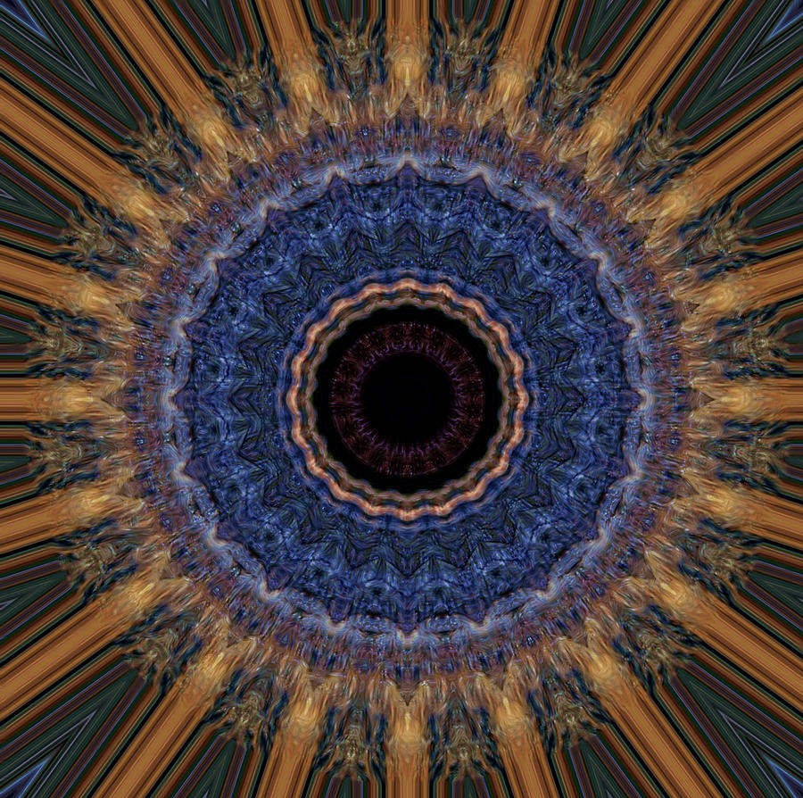 Kaleidoscope 11 Painting
