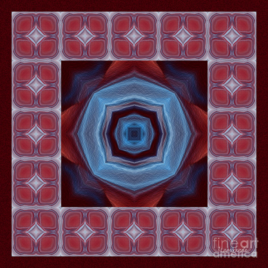 Kaleidoscope Combo 8 Digital Art