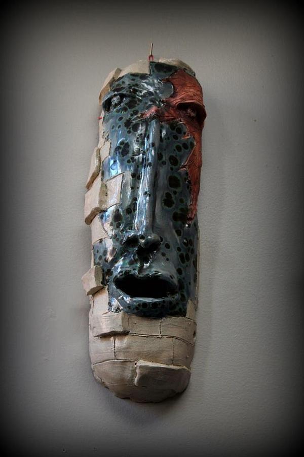 Kamali- Spirit Guide Ceramic Art