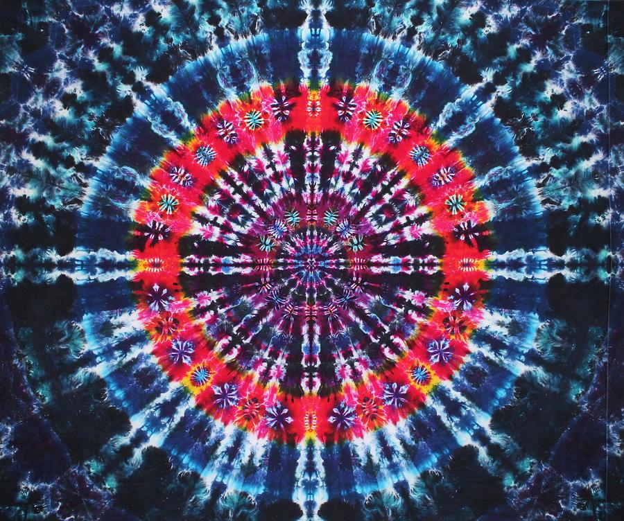 Kazamm Mandala Tapestry - Textile