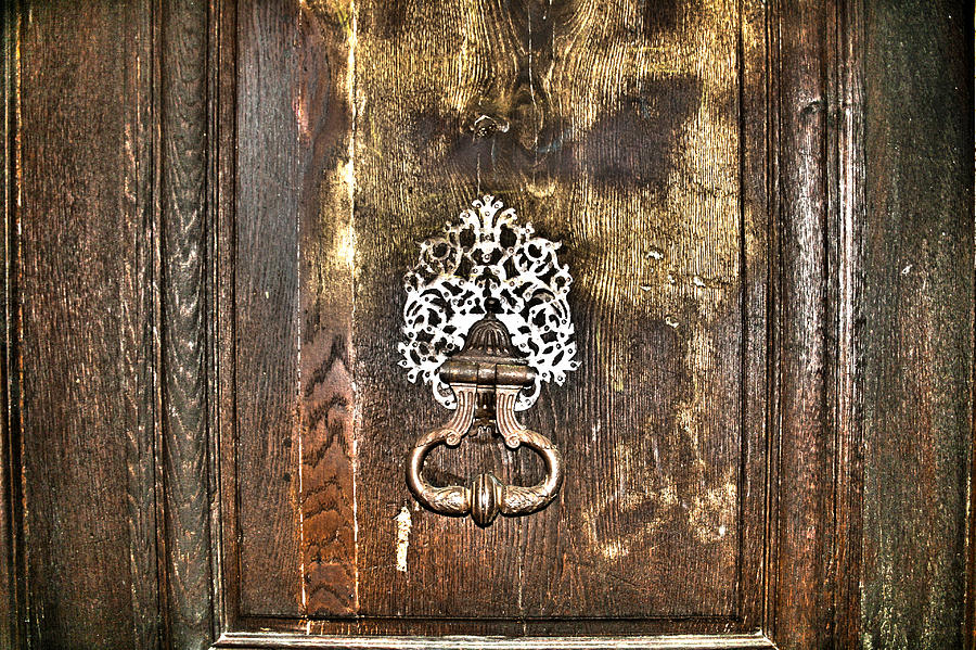 Keep On Knocking Photograph  - Keep On Knocking Fine Art Print