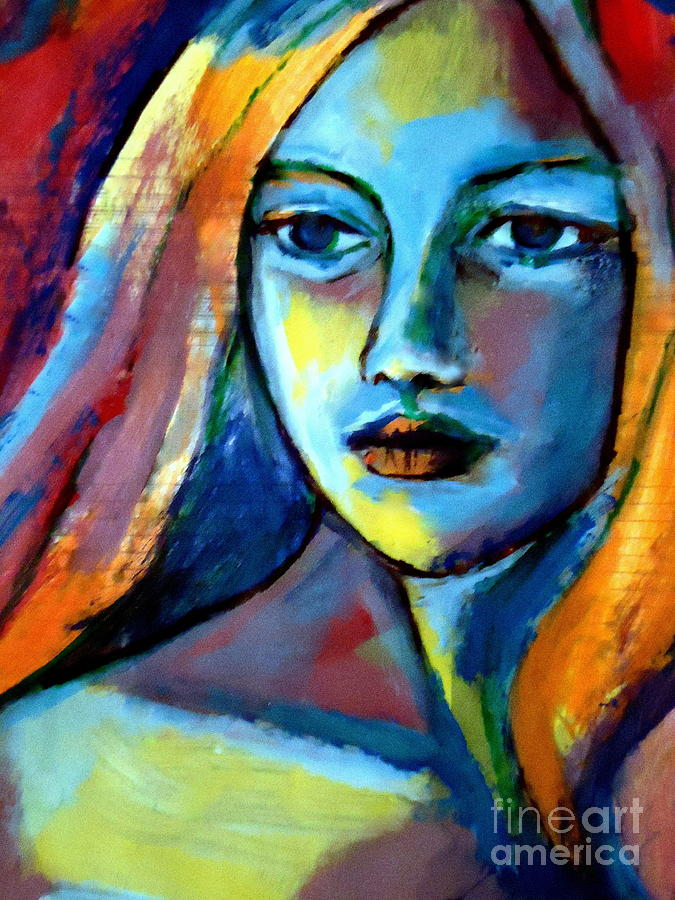 Keep Silent Painting