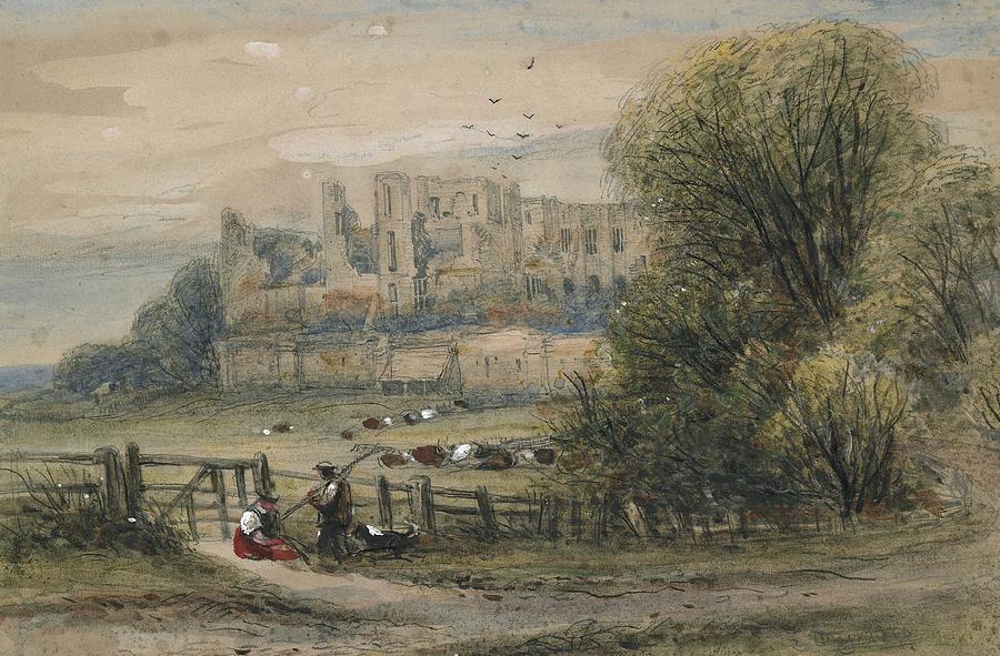 Kenilworth Painting - Kenilworth by James Orrock