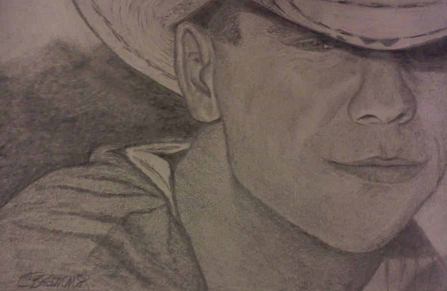Kenny Chesney Drawing