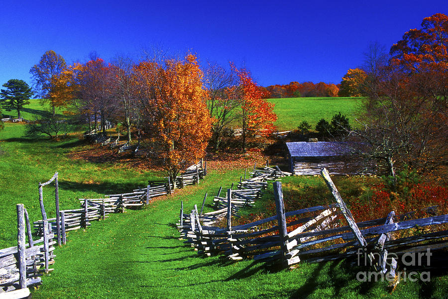Kentucky Settlement Photograph  - Kentucky Settlement Fine Art Print