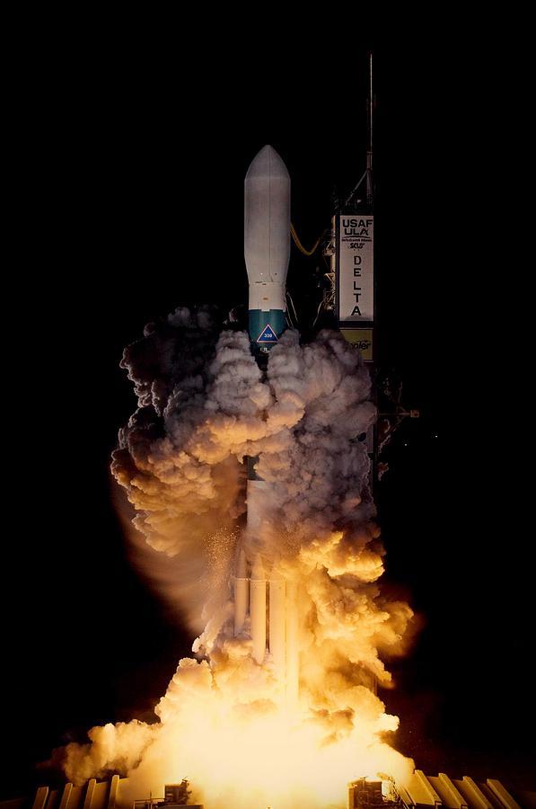 Kepler Launches Photograph