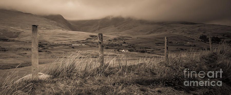 Kerry Landscape Ireland Photograph  - Kerry Landscape Ireland Fine Art Print