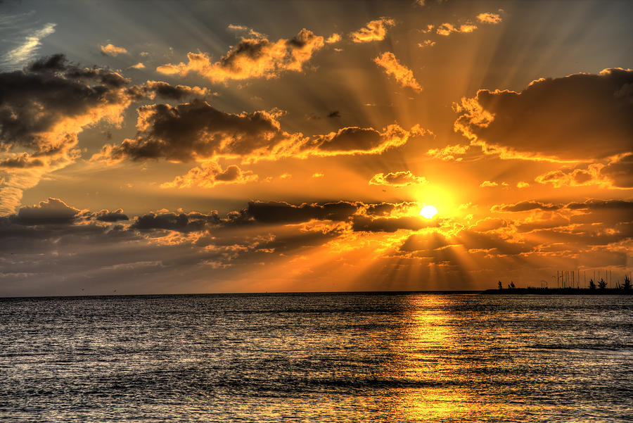 Key West Sunset Photograph