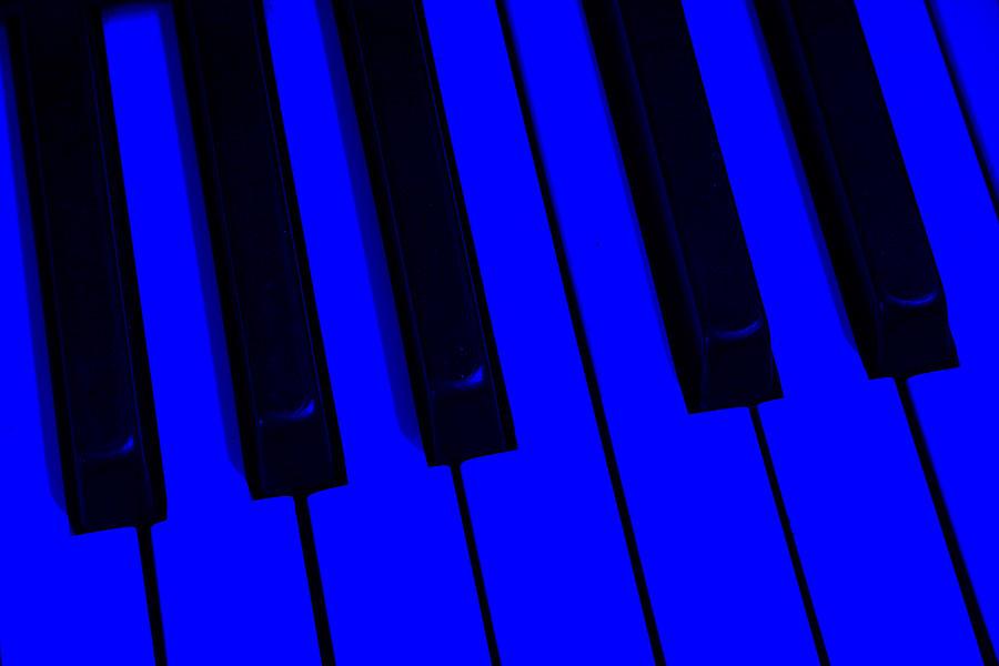 Keyboard Blues Photograph