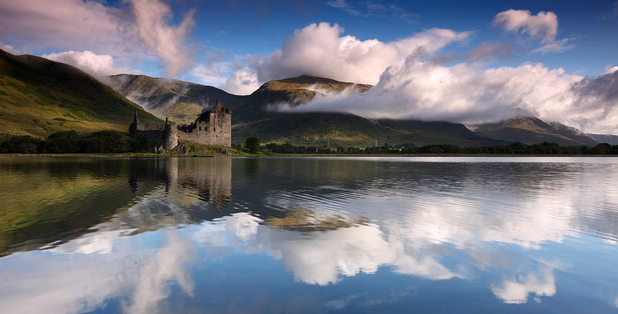 Kilchurn Castle Photograph