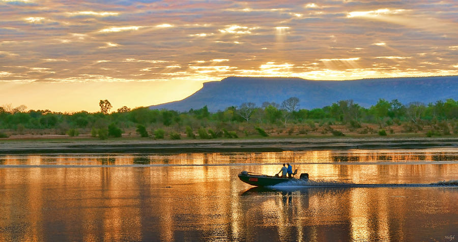 Kimberley Dawning Photograph