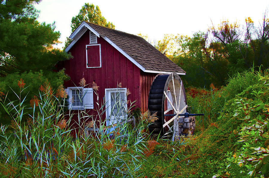 Kimberton Mill Photograph