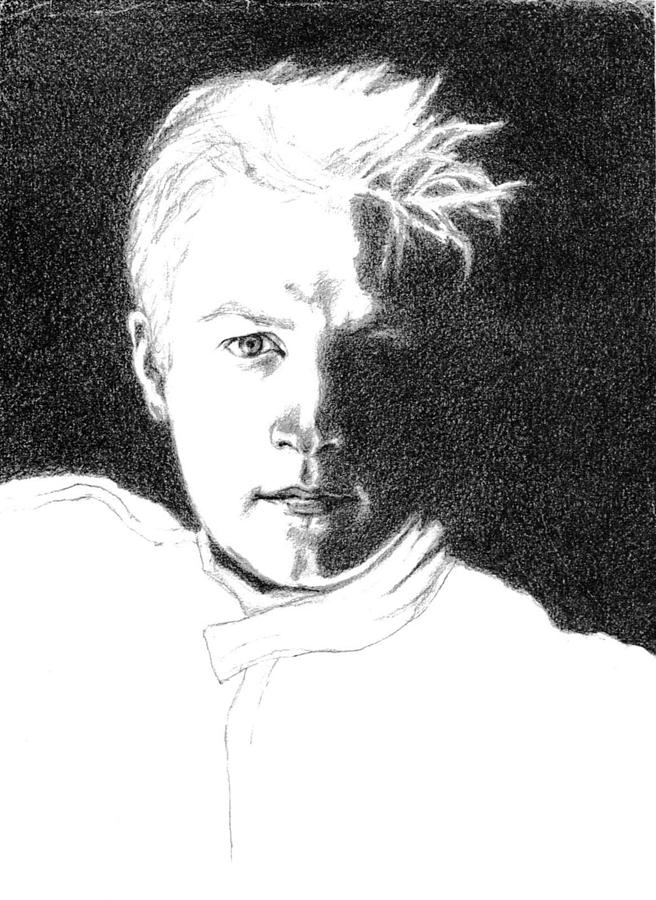 Kimmi Raikkonen Drawing