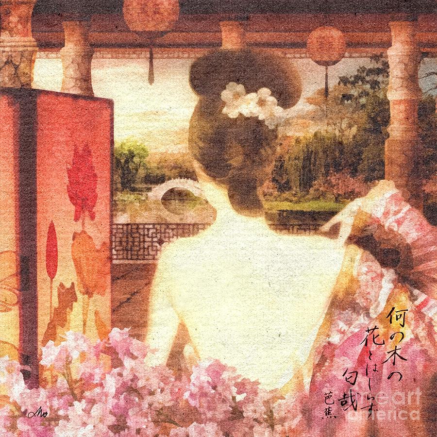 Kimono Painting