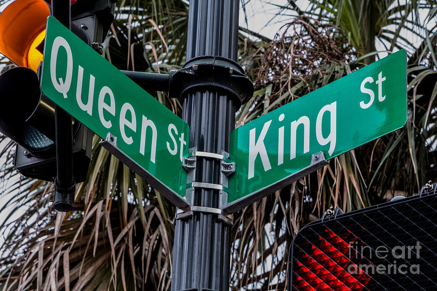 king and queen street