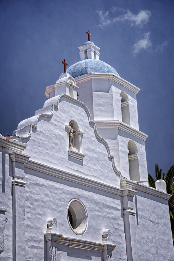 King Of The Missions Photograph  - King Of The Missions Fine Art Print