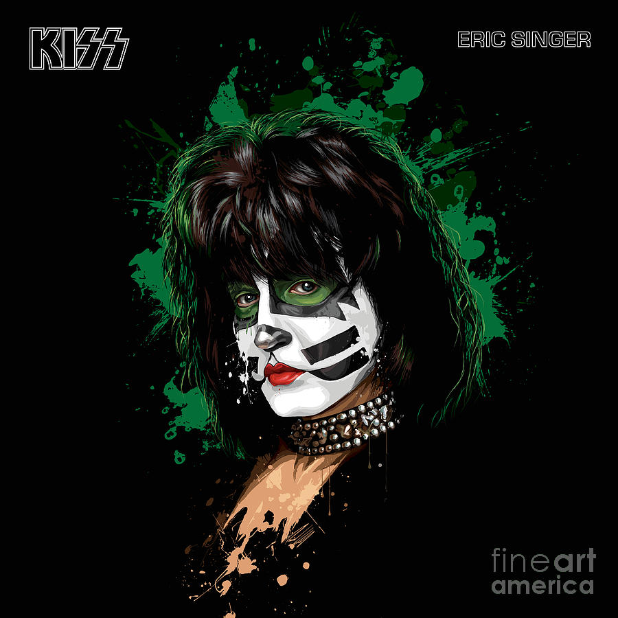 Kiss Tommy Thayer Makeup: KISS (Official Thread)