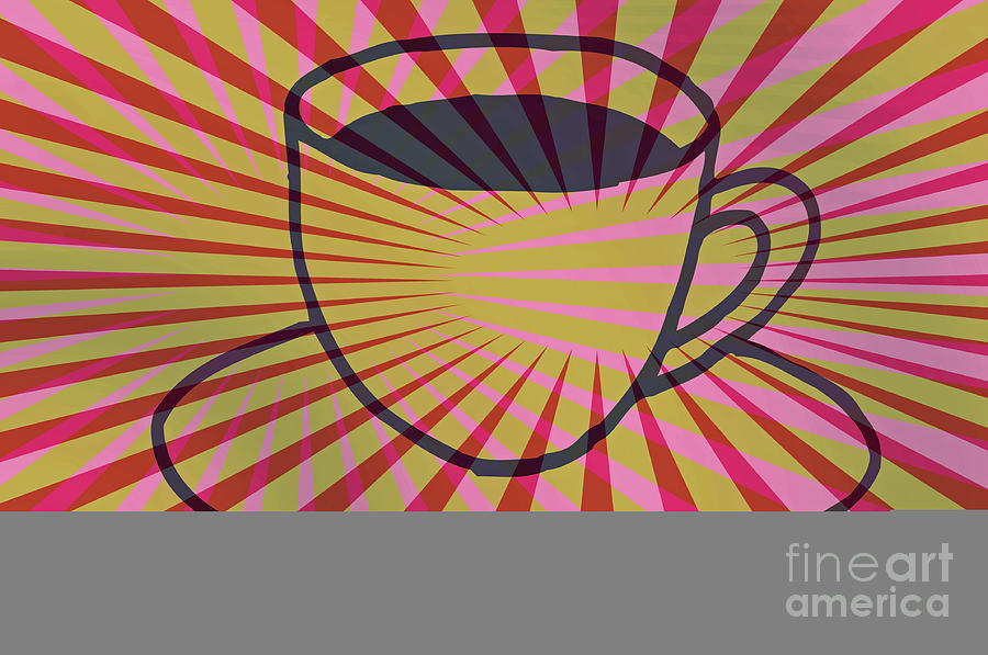 Kitchen Delight-coffee Digital Art