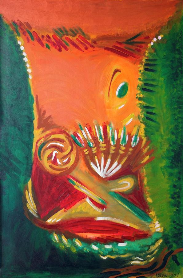 Kiva 2011 Painting