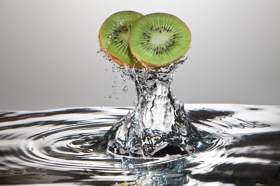 Kiwi Freshsplash Photograph