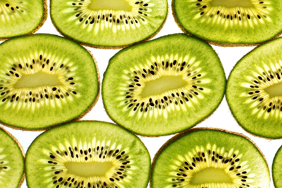 Kiwi Fruit II Photograph  - Kiwi Fruit II Fine Art Print