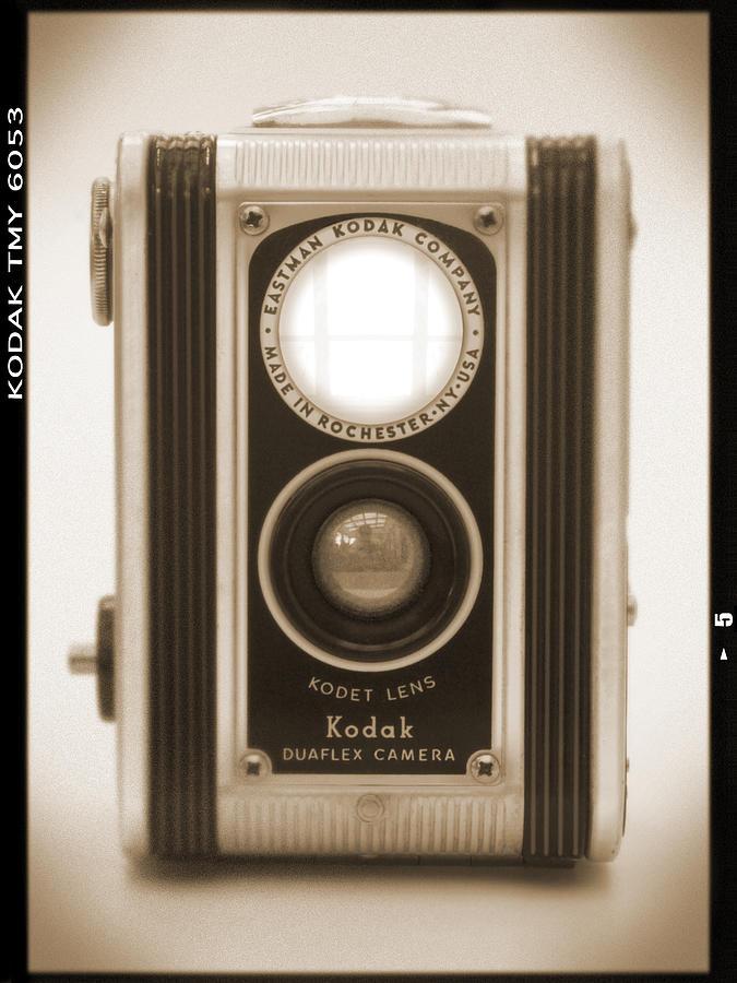 Kodak Duaflex Camera Photograph