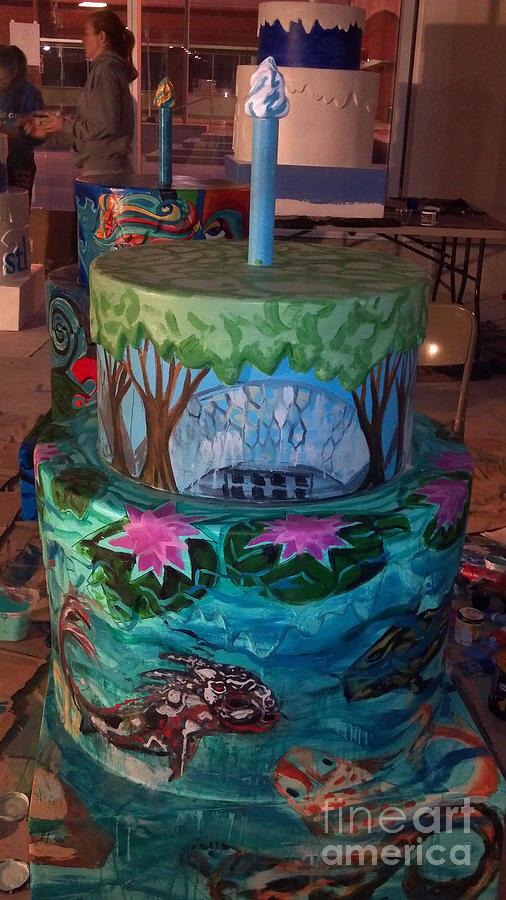 Cake Art Mo : Missouri Botanical Garden Stl250 Cakeway To The West 2 ...