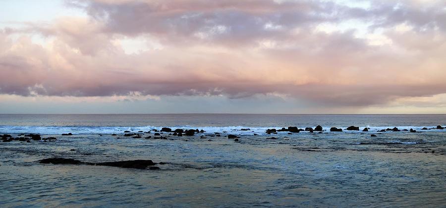 Port On Upper Big Island Coast