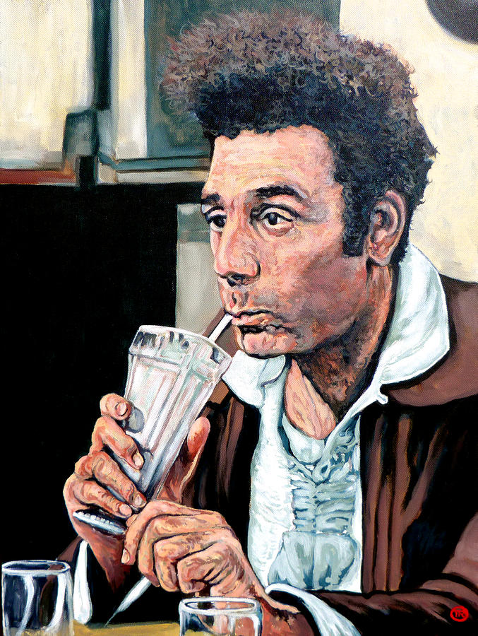 Kramer Painting by Tom Roderick
