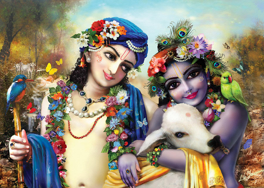 hd wallpapers of lord krishna for pc