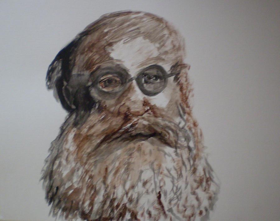 Kropotkin Painting - Kropotkin by Rob Spencer