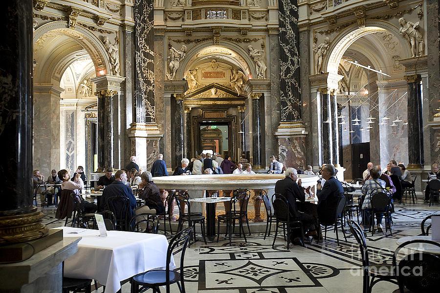Kunsthistorische Museum Cafe II Photograph