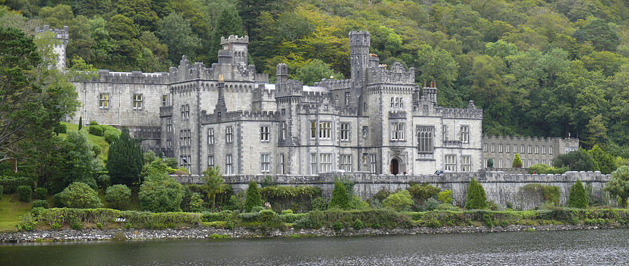 Kylemore Abbey Photograph  - Kylemore Abbey Fine Art Print
