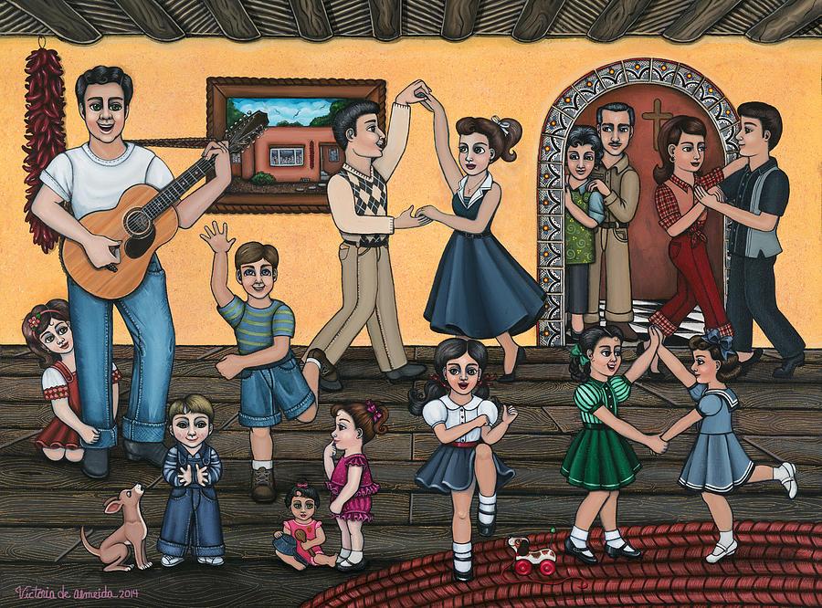 La Bamba Painting