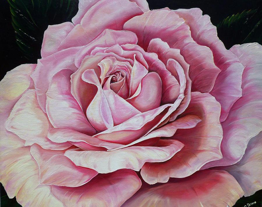 la bella rosa painting by karin dawn kelshall best. Black Bedroom Furniture Sets. Home Design Ideas