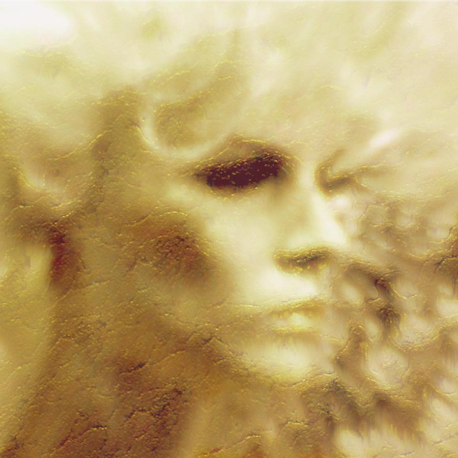 La Donna Della Pietra Photograph