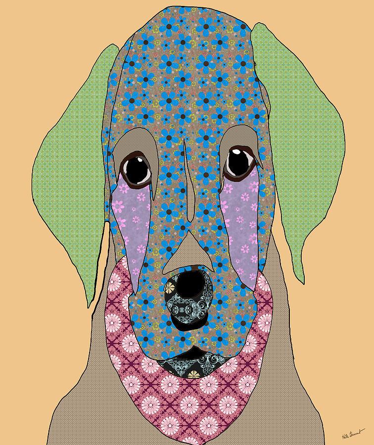 Labrador Puppy Digital Art Digital Art