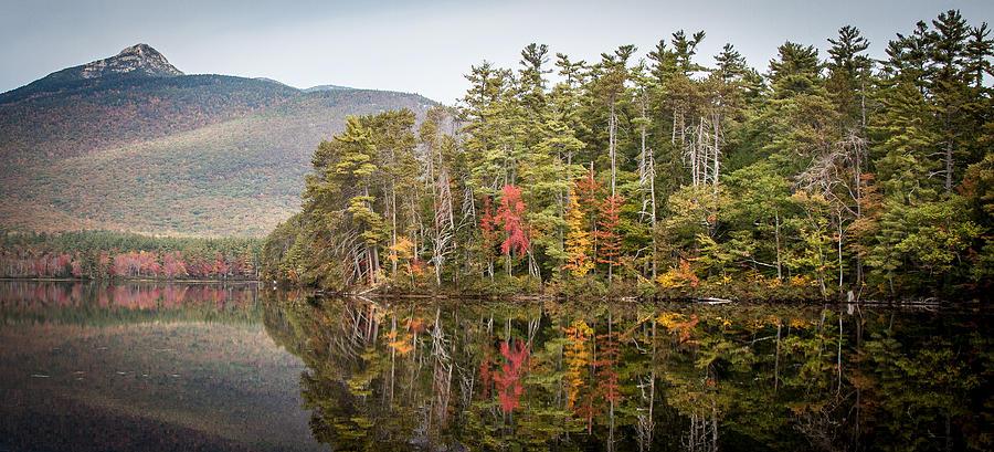 Lake Chocorua Reflection Photograph