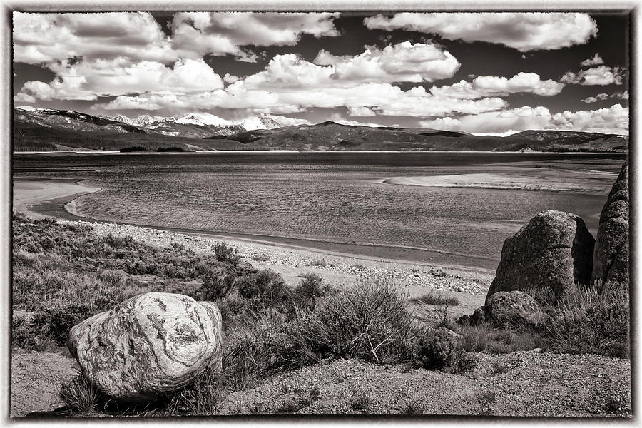 Granby Photograph - Lake Granby by Joan Carroll