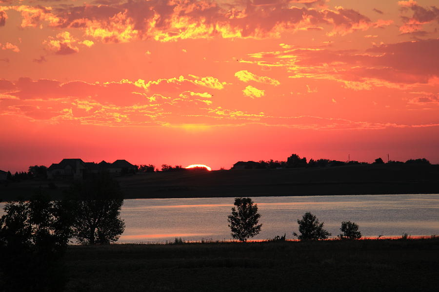 Lake Loveland Sunrise Photograph By Trent Mallett