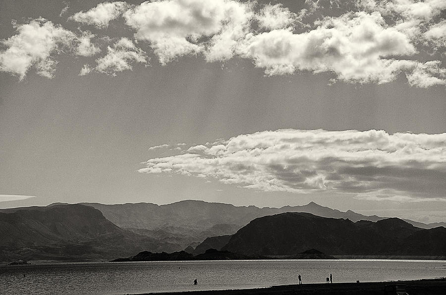 Lake Mead Nevada April 2012 Photograph