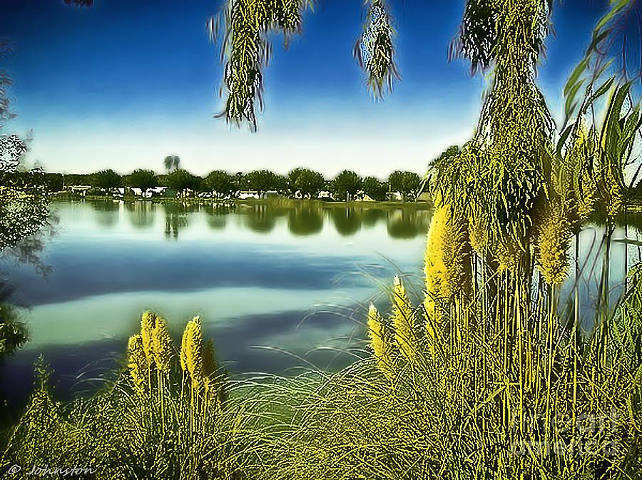 Lake Mindon Campground California Photograph