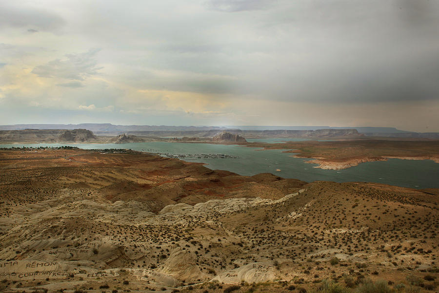 Lake Powell  Photograph  - Lake Powell  Fine Art Print