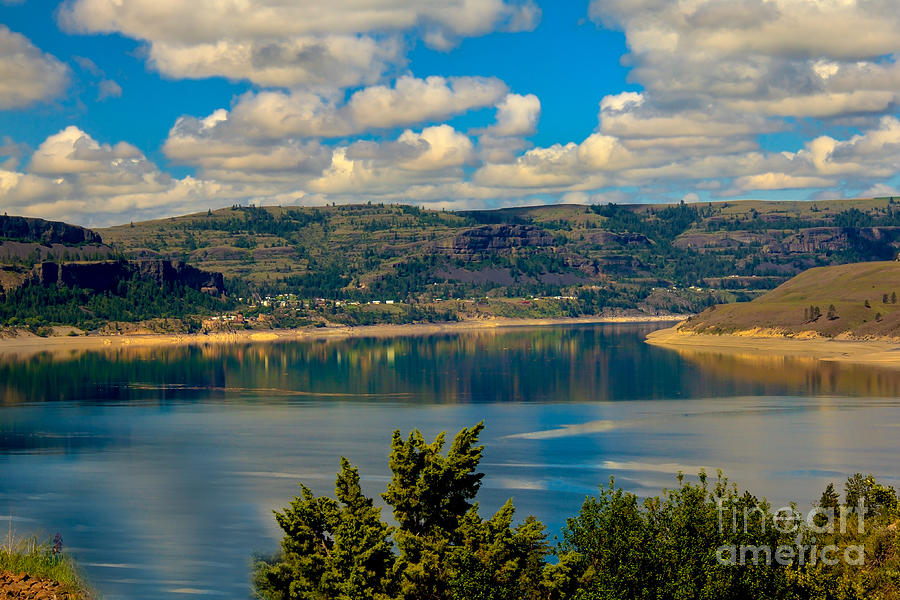 Lake Roosevelt Photograph  - Lake Roosevelt Fine Art Print