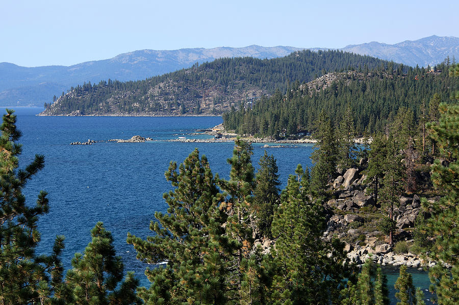 Lake Tahoe - Nevada Photograph  - Lake Tahoe - Nevada Fine Art Print