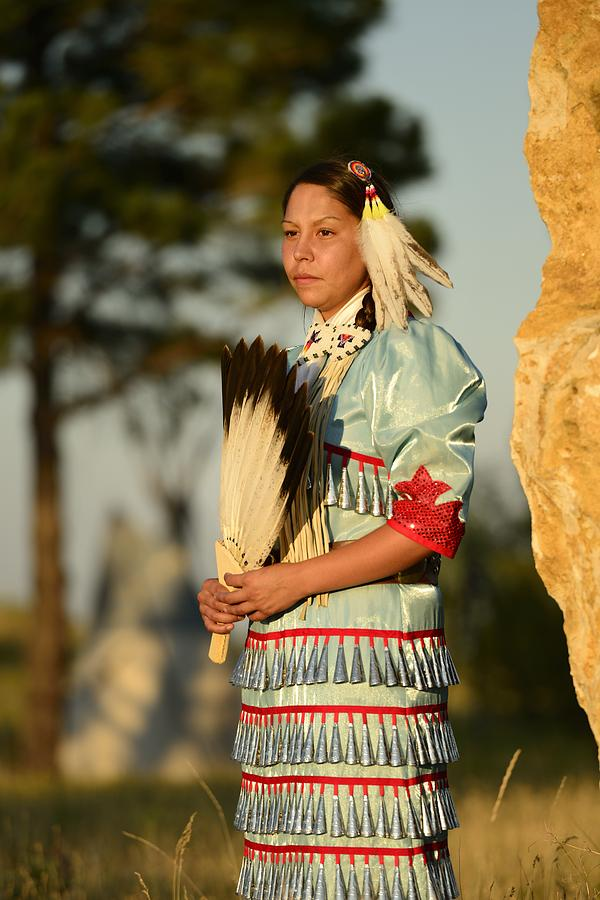 Lakota woman photograph by christian heeb for Christian heeb