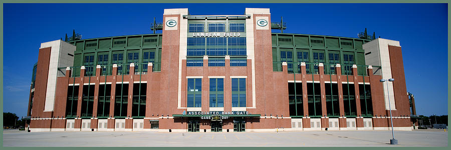Lambeau Field Photograph