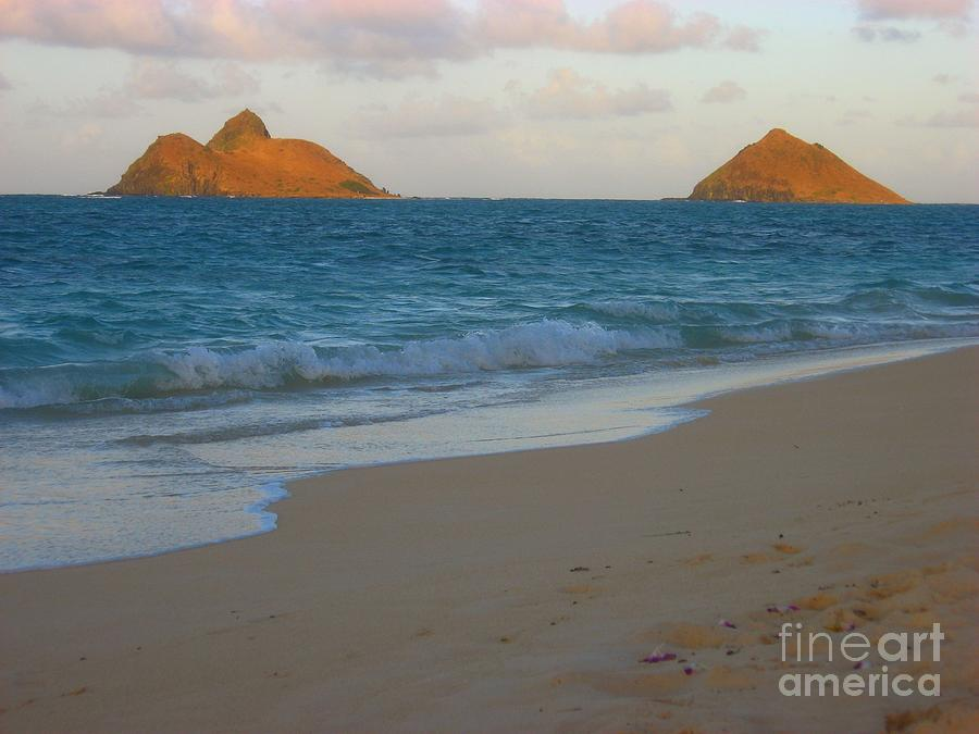 Lanakai Sunrise Photograph  - Lanakai Sunrise Fine Art Print